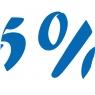 Постоянная скидка для наших клиентов 5%.